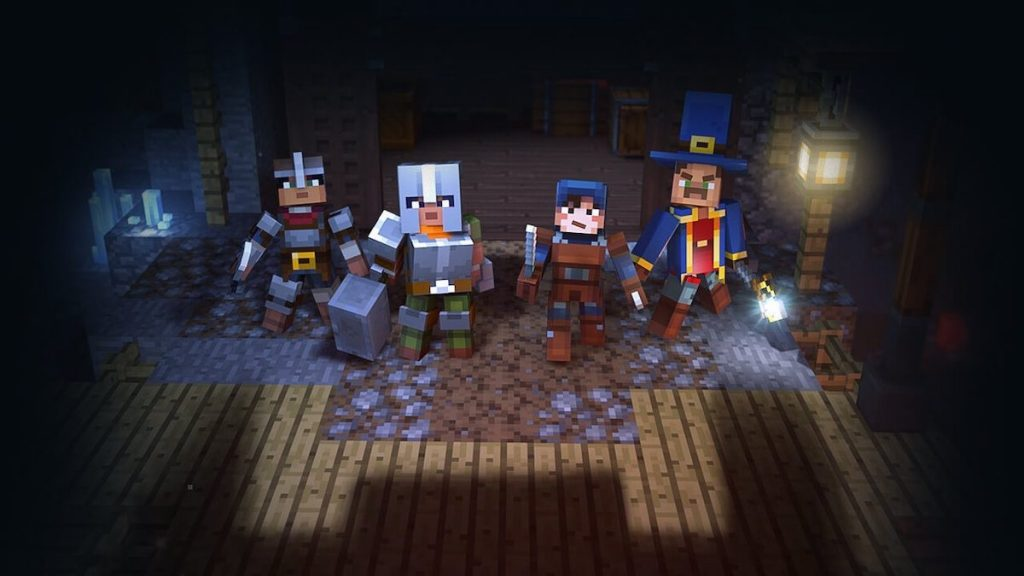 Minecraft Dungeons | The Best Games Coming to Xbox Game Pass in 2020 | Gammicks.com